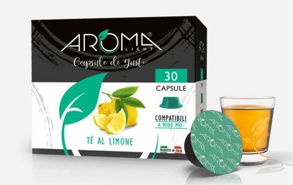 a modo mio tè al limone