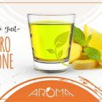 Tisana Zenzero e Limone Aroma Light: benessere e bontà dalla natura