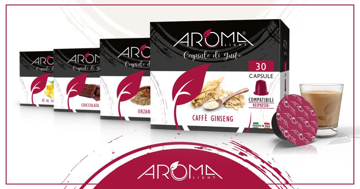 aroma light compatibili nespresso