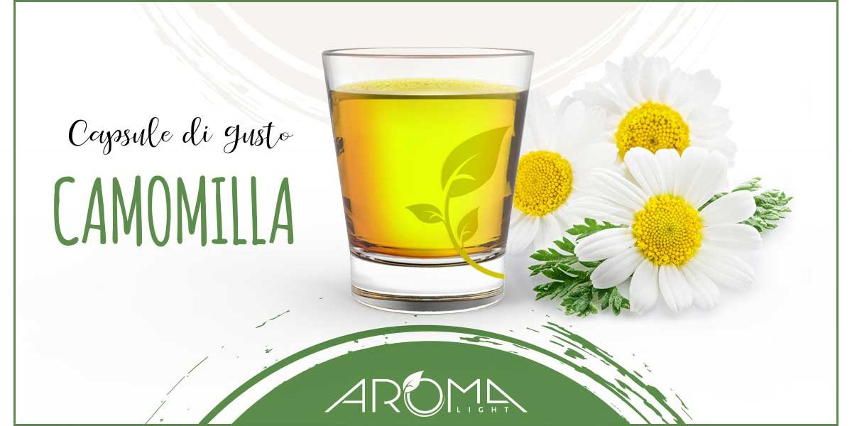 Camomilla Aroma Light