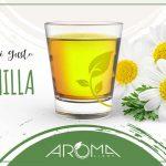 Camomilla Aroma Light: delicatezza formato tazzina
