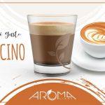 Cappuccino Aroma Light: il simbolo d'Italia in una tazzina