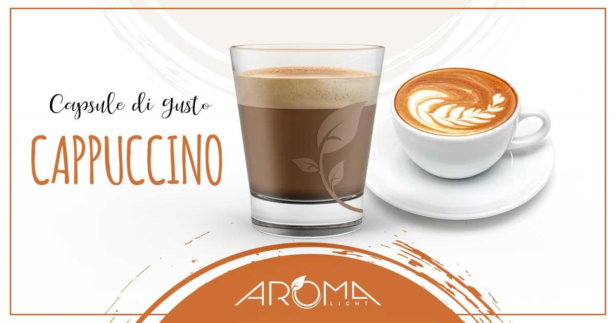 cappuccino aroma light
