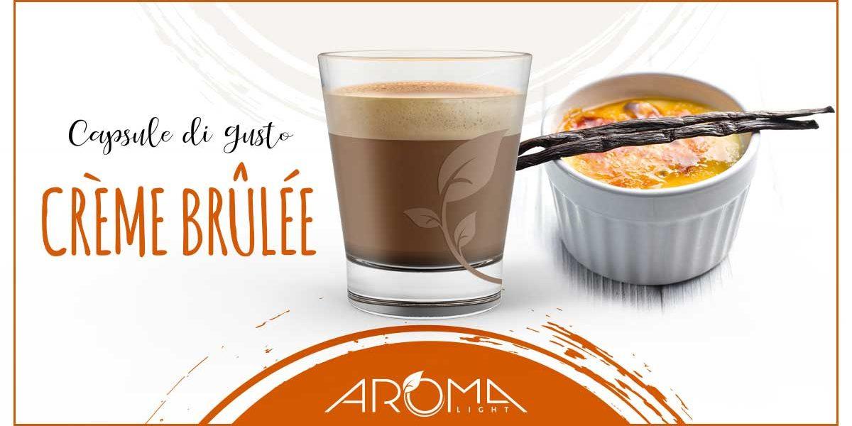 aroma light creme brulee
