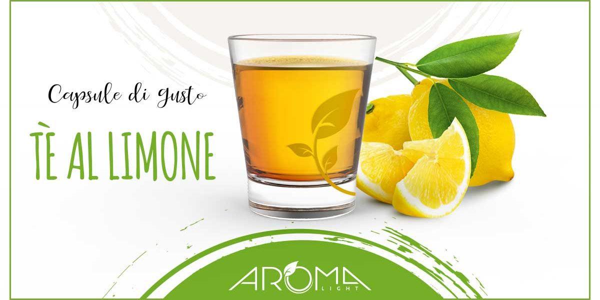 tè al limone aroma light