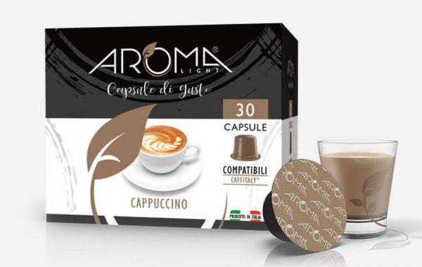 caffitaly cappuccino