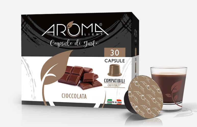 caffitaly cioccolata