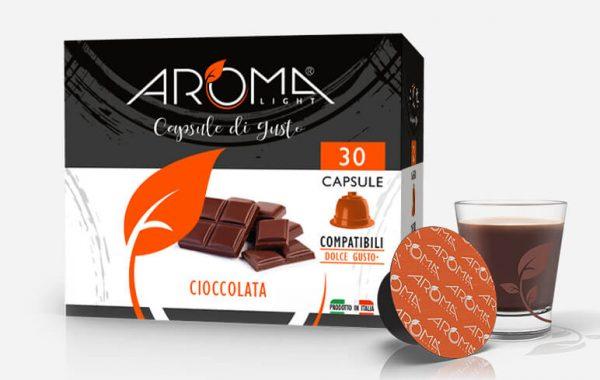 dolce gusto cioccolata