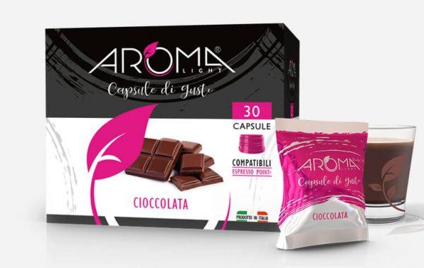 espresso point cioccolata