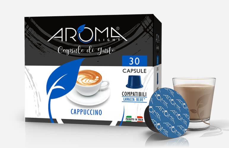 lavazza blue cappuccino