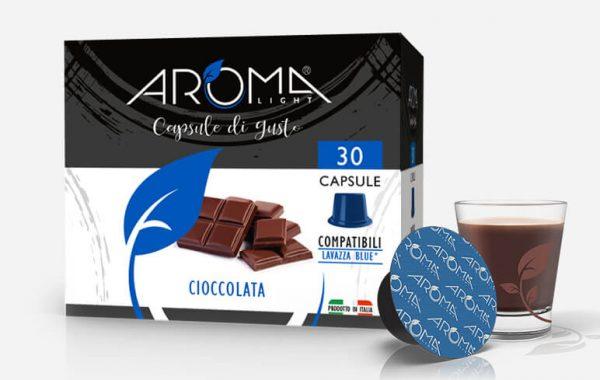 lavazza blue cioccolata