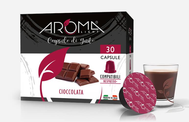 nespresso cioccolata