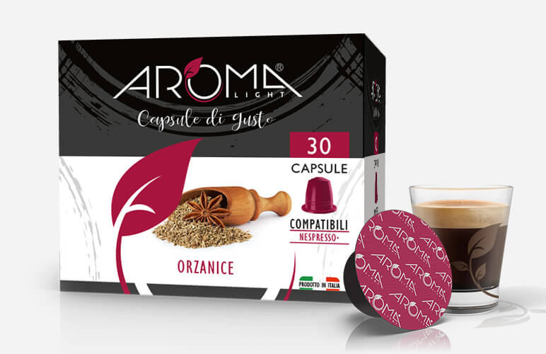 nespresso orzanice