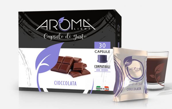 uno system cioccolata