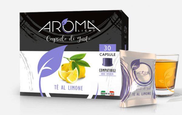 uno system tè al limone