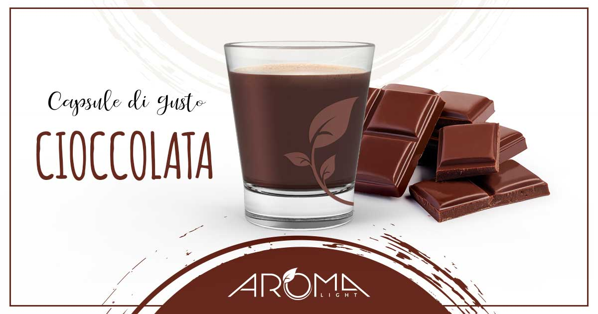 Cioccolata Aroma Light
